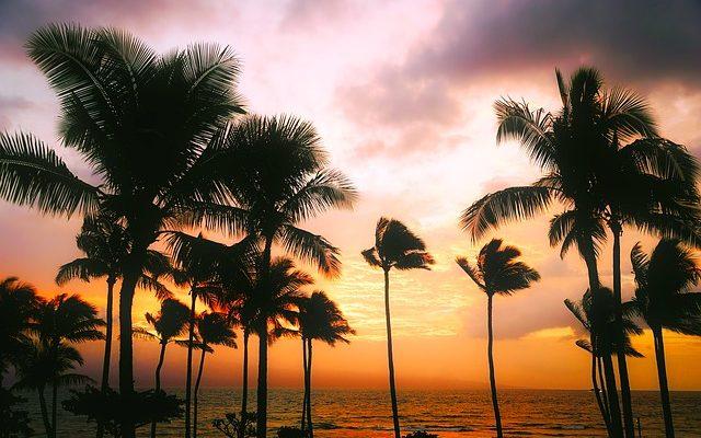 Das Wetter auf Hawaii