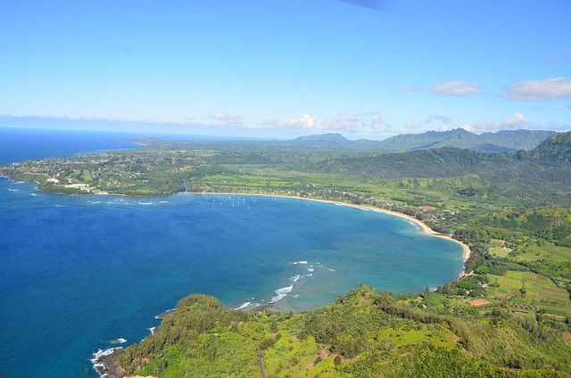 Beach Resorts auf Kauai