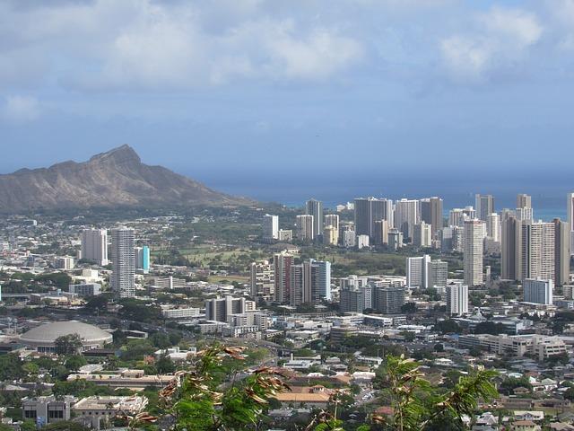 Reise nach Oahu